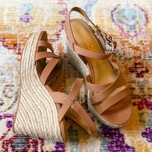 Anthropologie Splendid Wedges